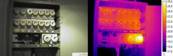 Thermografi sikringsskap