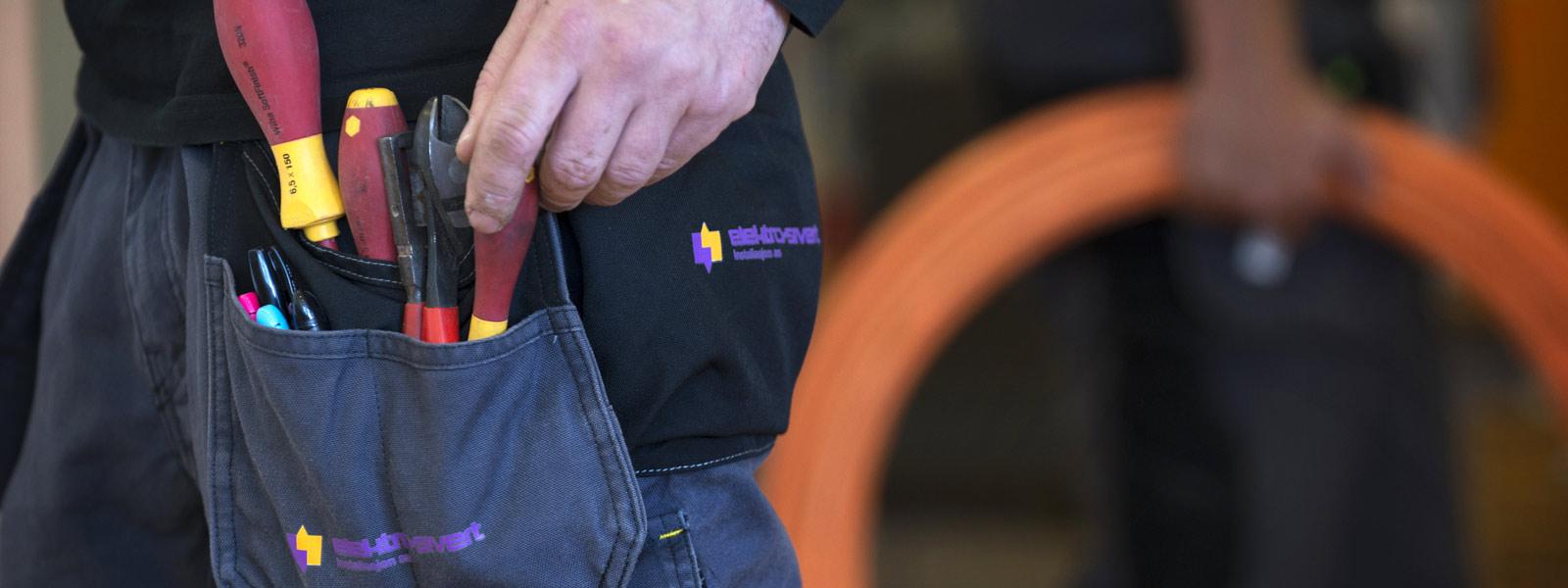 Elektro-Sivert bukselomme verktøy