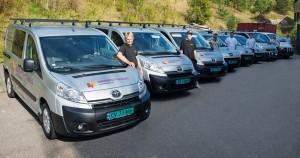 Elektro-Sivert biler
