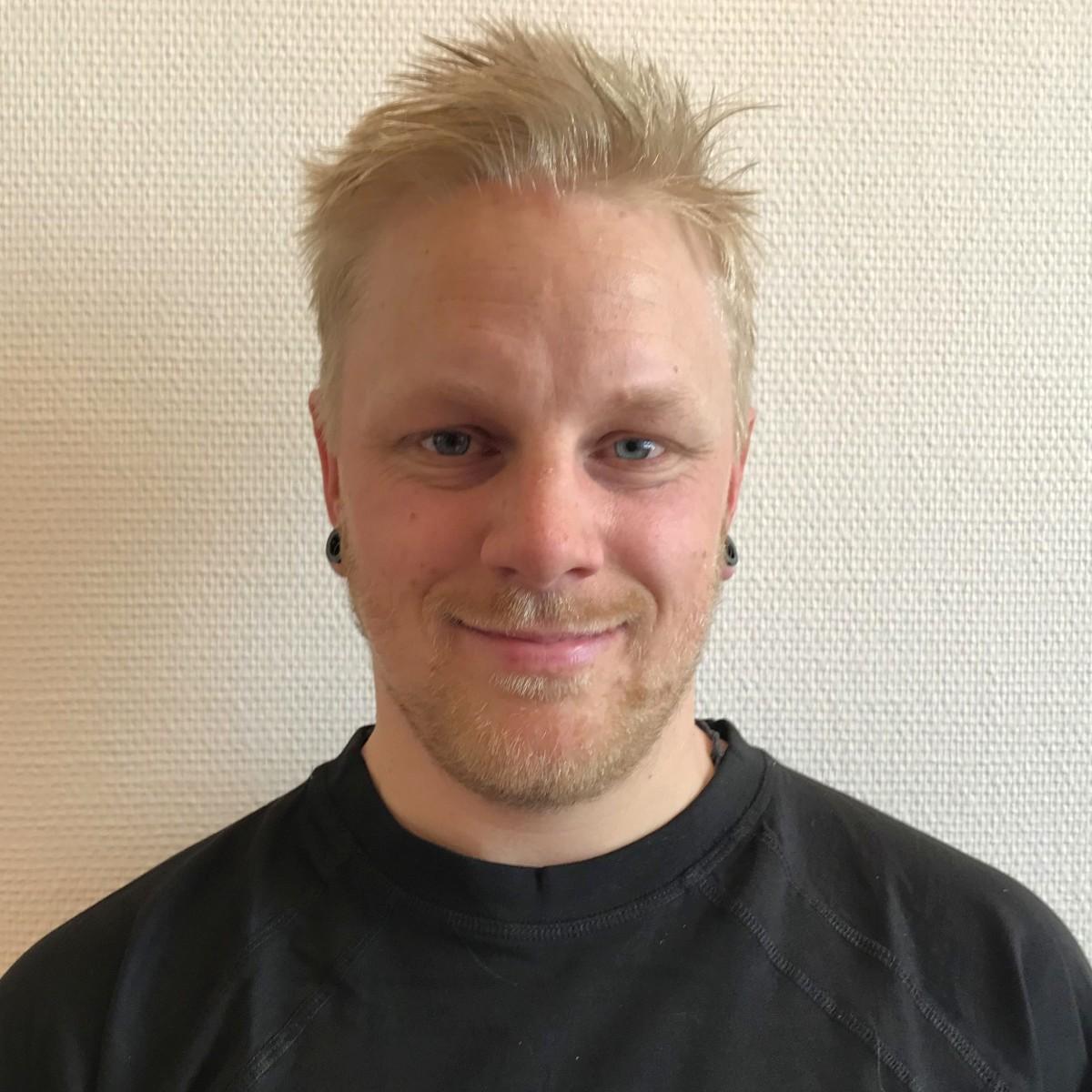 Ansatte Elektro-Sivert - Joakim Grønstad